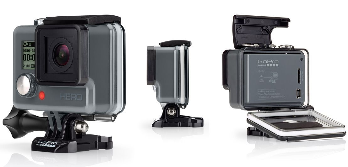 GoPro eliminará varios modelos