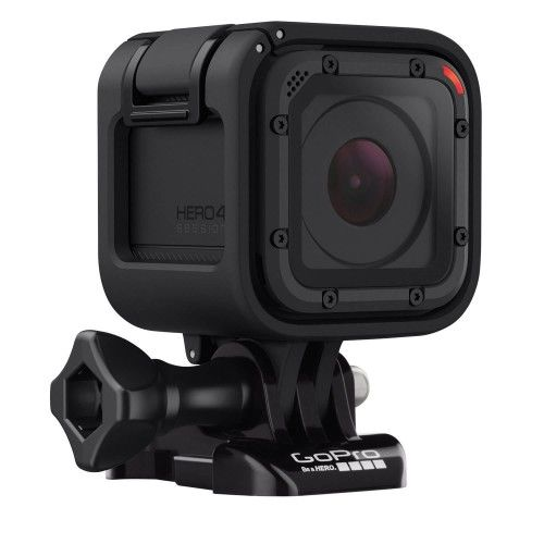 GoPro Hero 4 session comprar