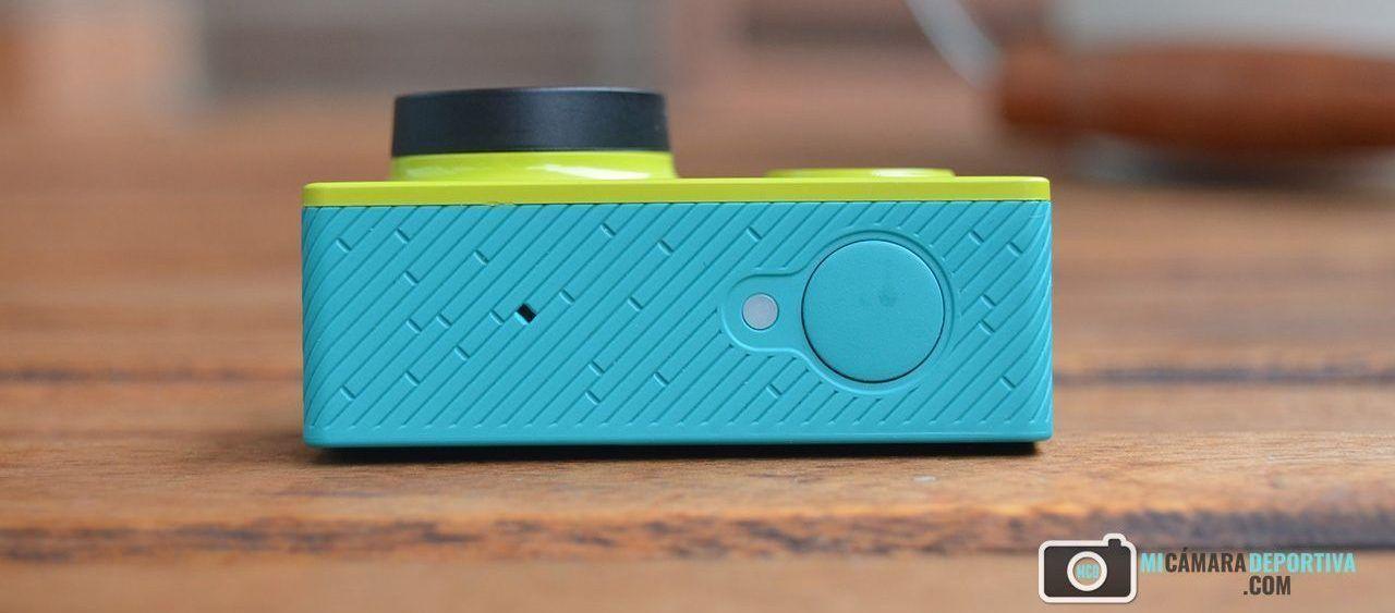 mejores cámaras deportivas baratas xiaomi yi action camera