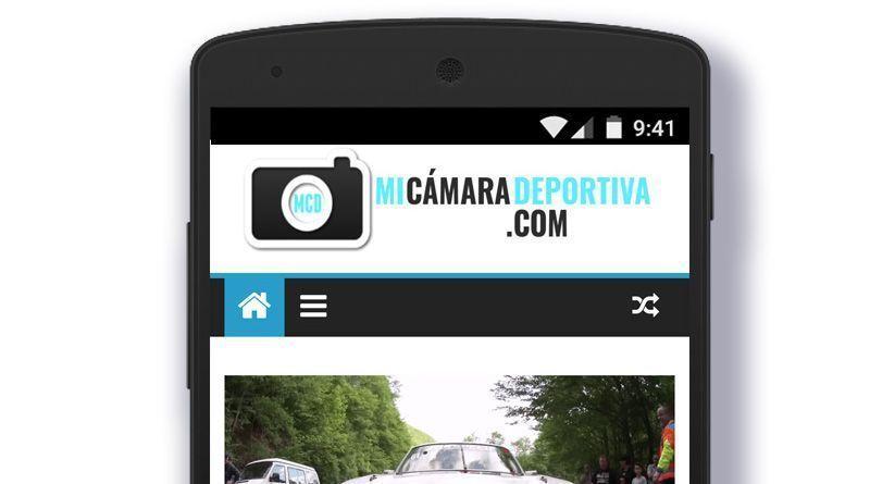Mi Camara Deportiva App