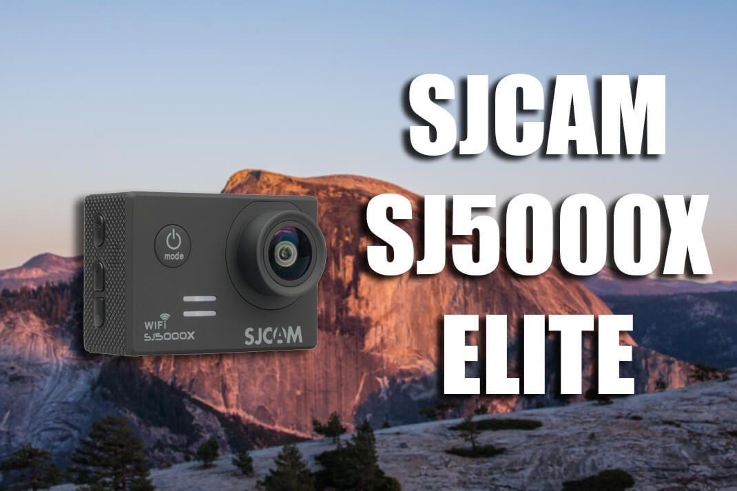 packs cámaras deportivas sj5000x elite