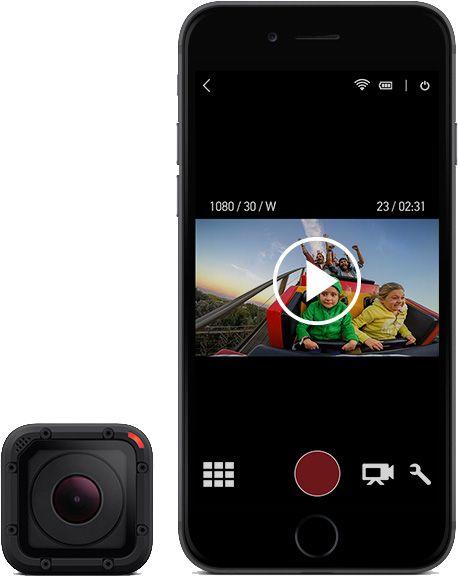 apps para cámaras deportivas gopro capture
