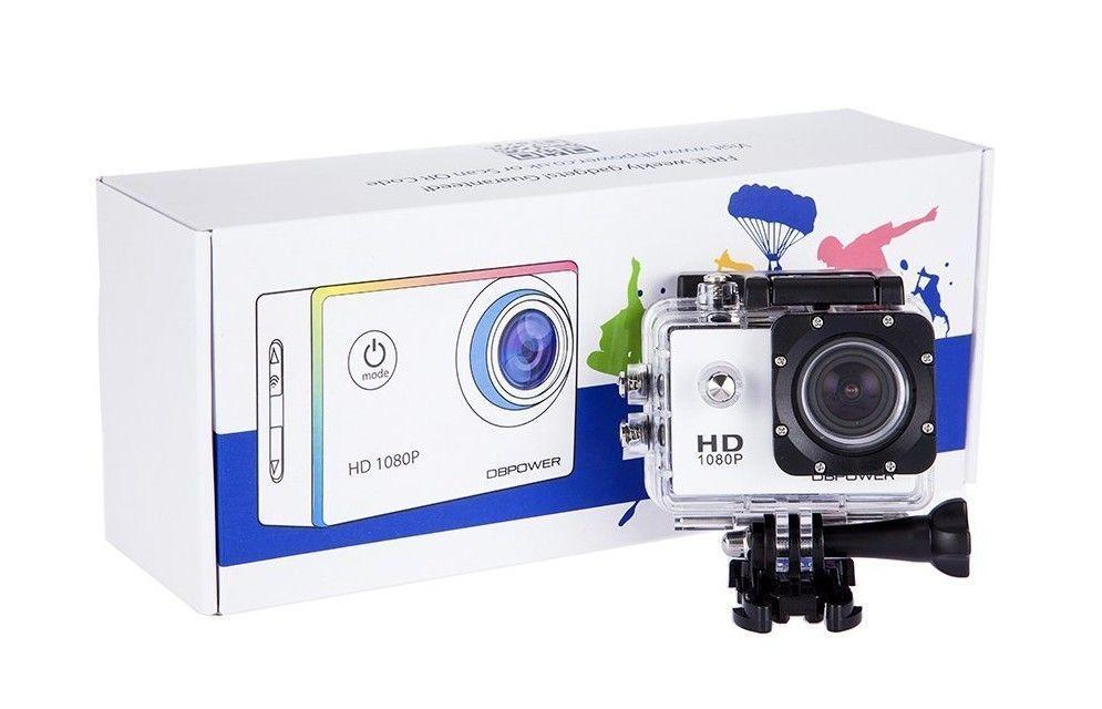 cámaras deportivas más vendidas