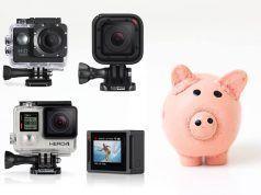 cámaras deportivas más vendidas en Junio