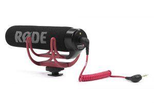 mejores microfonos camaras acuaticas rode videomic go