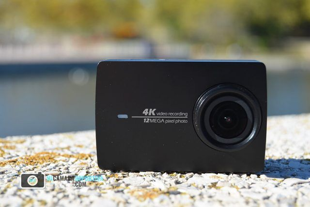 comprar cámara deportiva yi ii 4k