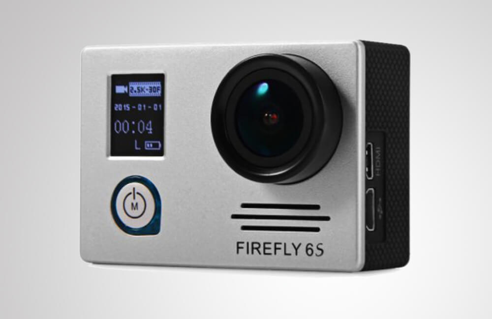 firefly 6s frontal