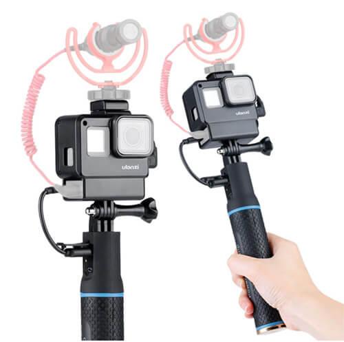 accesorios gopro bateria externa microfono