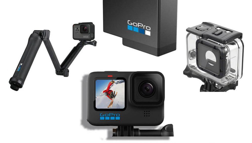 mejores accesorios GoPro Hero 10 hero 9