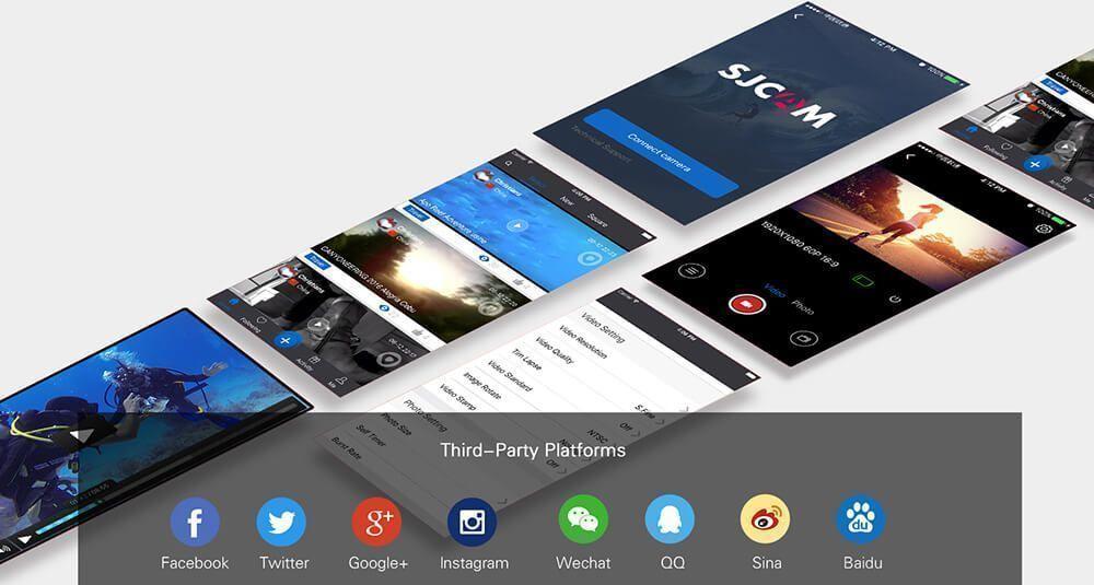 sjcam sj7 star app