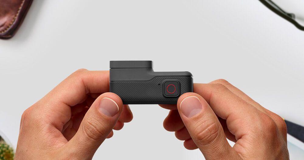 cámaras deportivas gopro