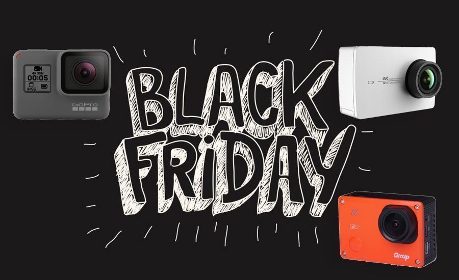 camaras accion black friday 2018