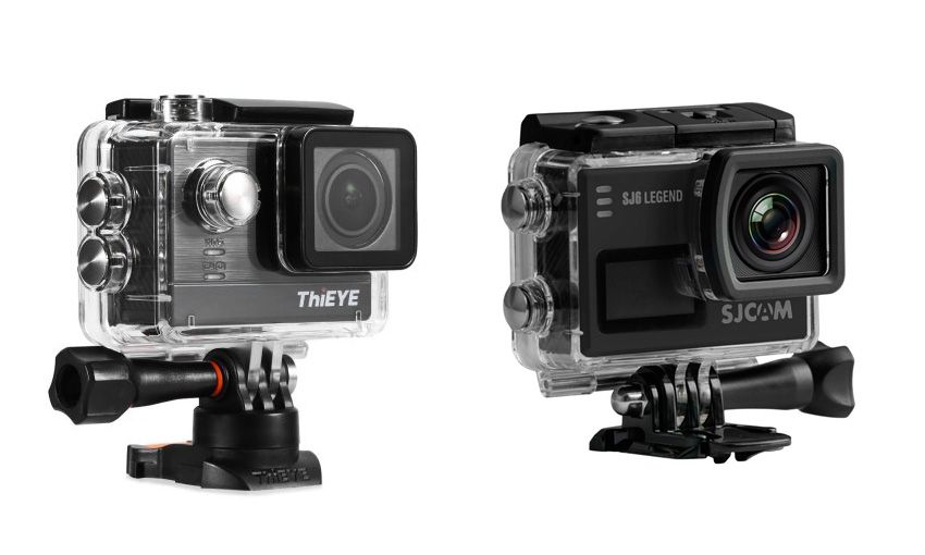 thieye t5e vs sjcam sj6 legend