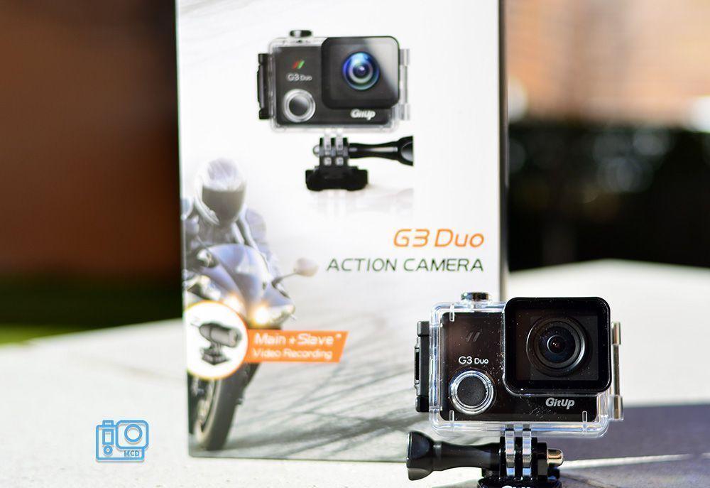 gitup git3 review 4k
