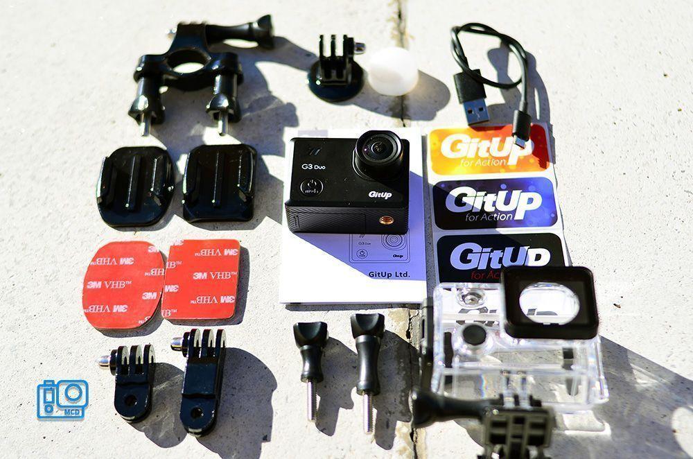 accesorios gitup git3 4k