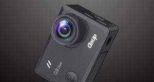 gitup g3 duo 2K sports camera