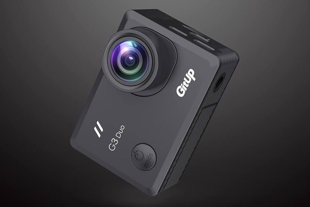 Gitup G3 Duo Sports Camera