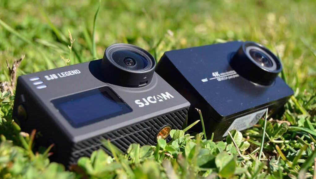 yi 4k vs sjcam sj6 legend comparativa