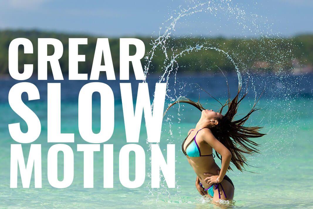 Cómo crear un Slow Motion con tu cámara deportiva? Tutorial con ...