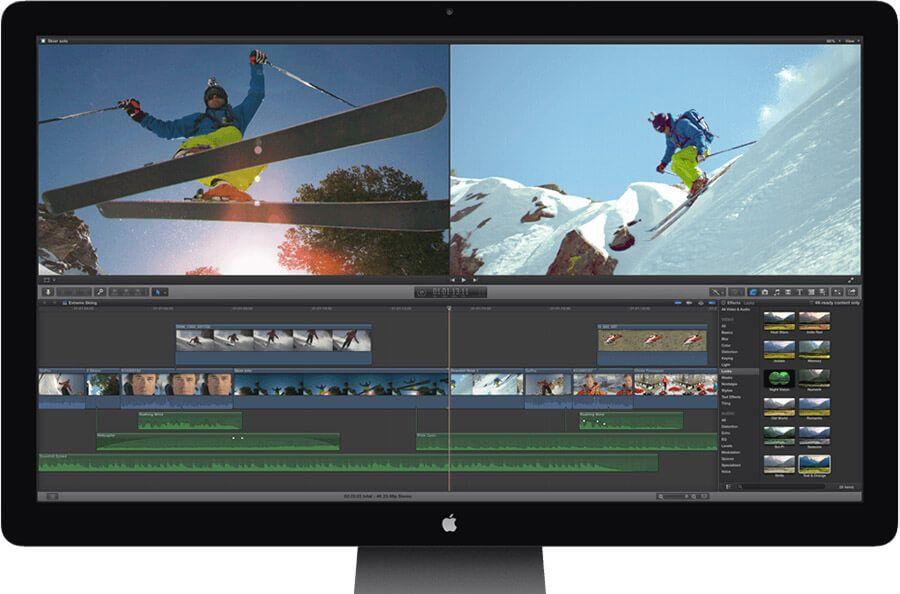 estabilizar video programa