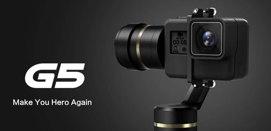 estabilizar video feiyu g5
