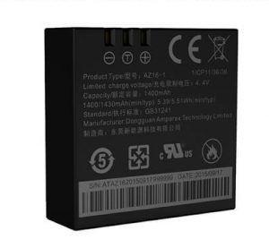 ofertas aniversario gearbest bateria yi 4k