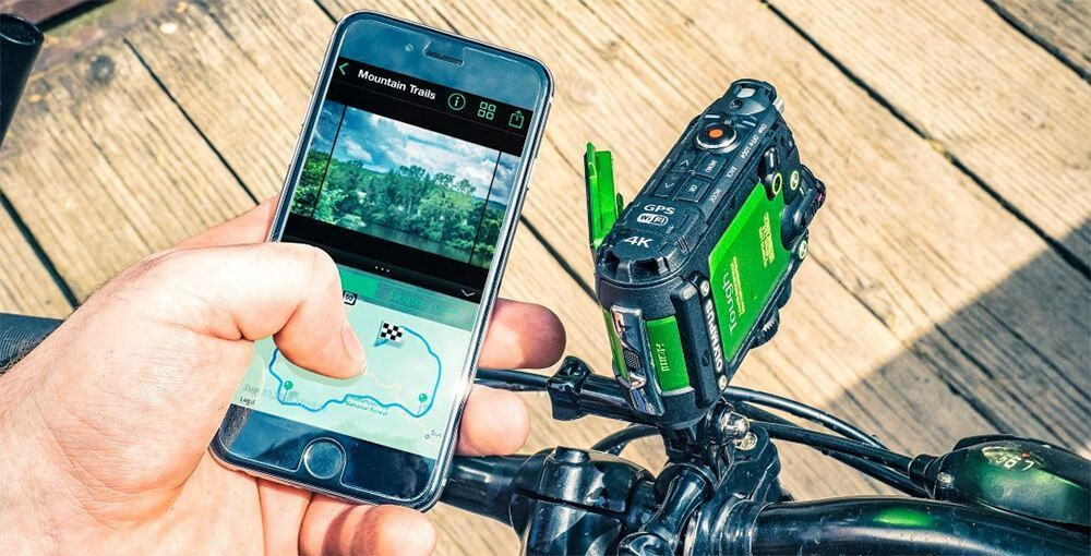 app android olympus tg tracker