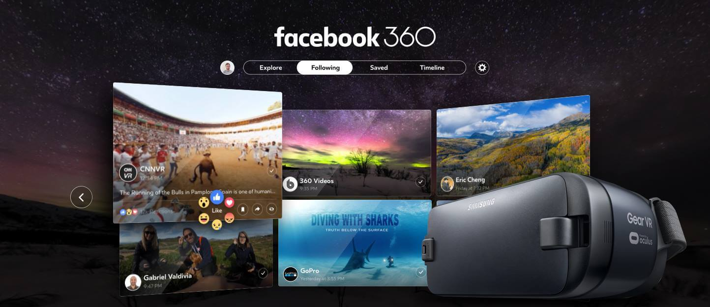 sjcam sj360 facebook video 360
