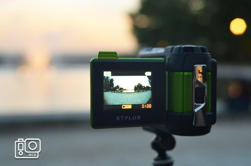 olympus tough grabar video