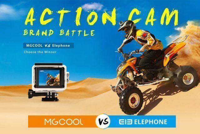 MgCool vs Elephone