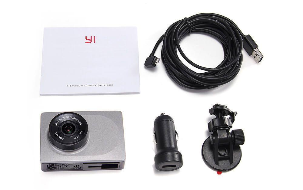 xiaomi yi dash camera accesorios