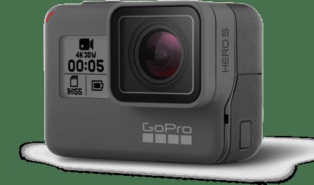 mejores cámaras deportivas para bucear hero 6