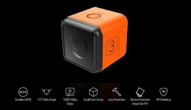 run cam 3 cube