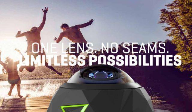 360Fly 4k Camera