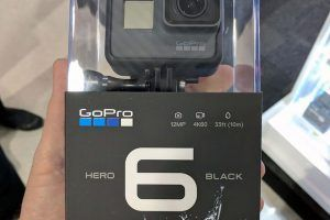 gopro hero 6 black amazon