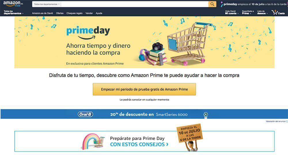 ofertas amazon prime day 2017