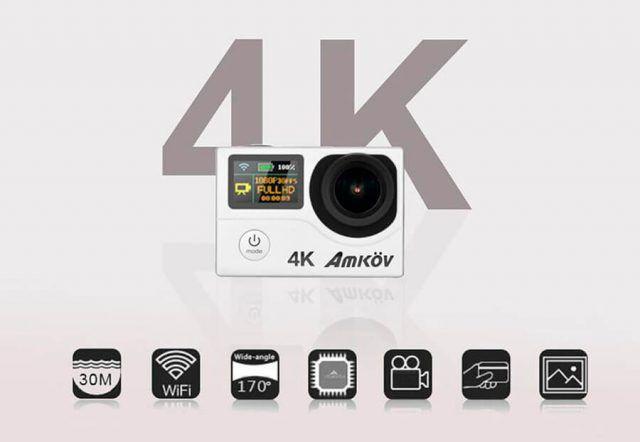 amkov 4k amk h3