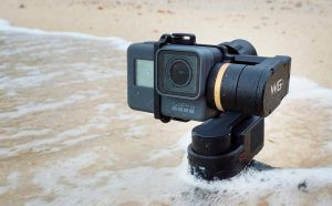 gimbal wearable waterproof gopro hero 6