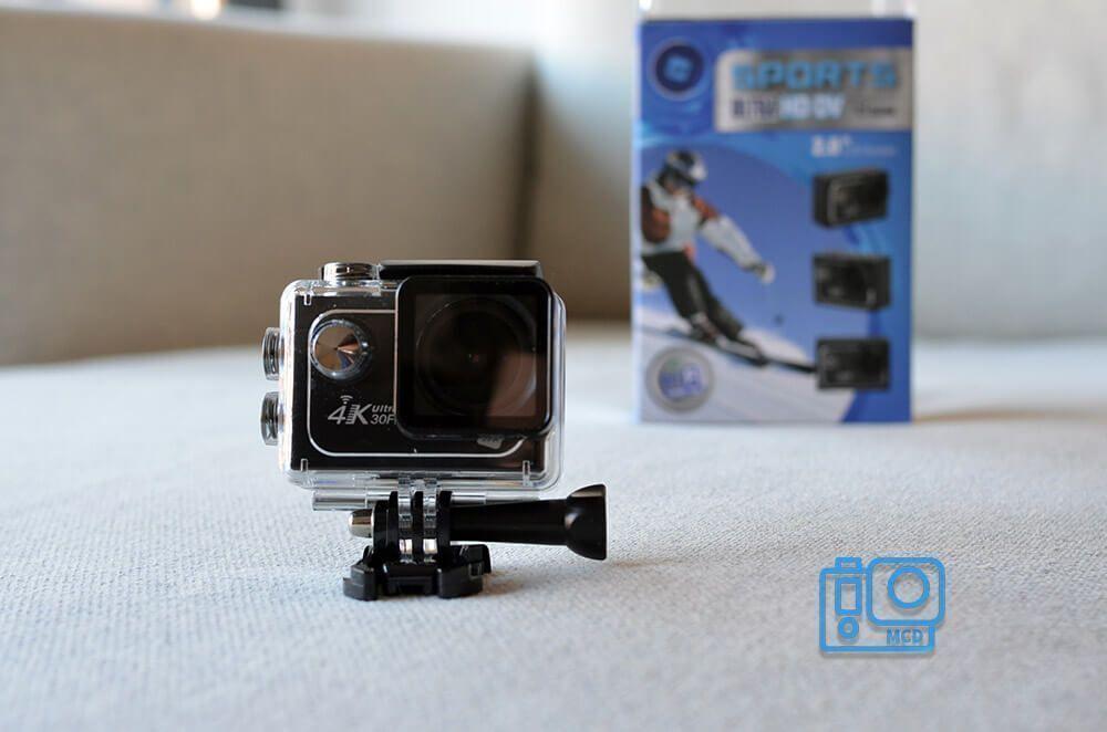 videocámara deportiva nk-ac3061-4kn
