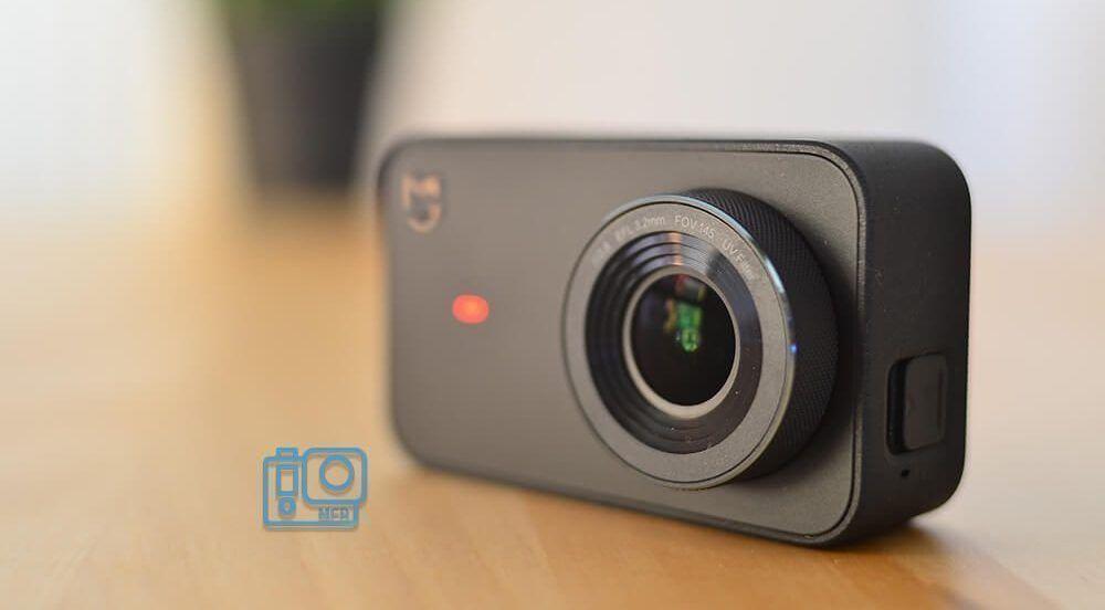 Xiaomi Mijia 4k Action Camera 191 La Mejor Calidad Precio De