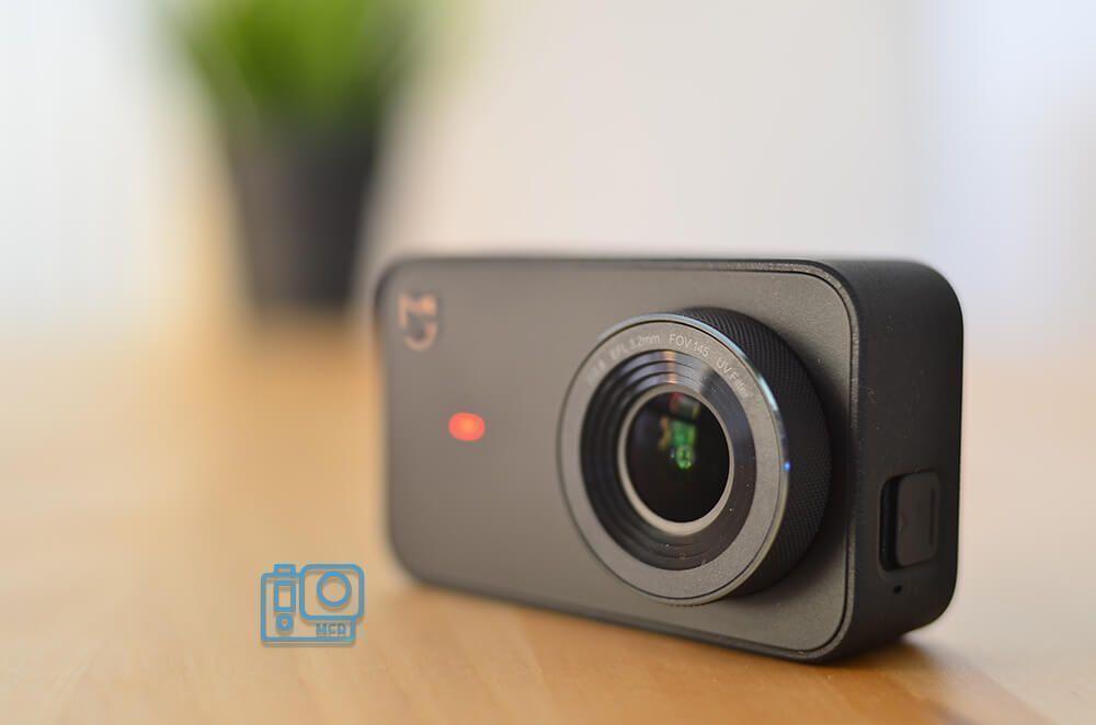 Xiaomi Mijia 4k Action Camera 191 La Mejor En Calidad Precio