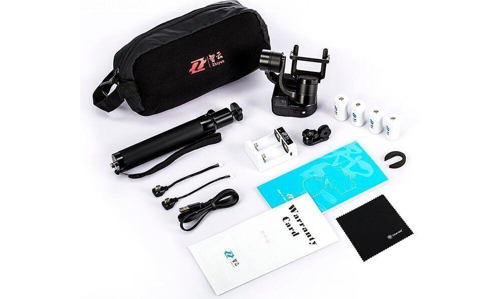 zhiyun z1-rider manual
