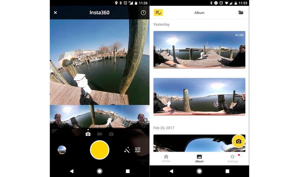 insta360 air app