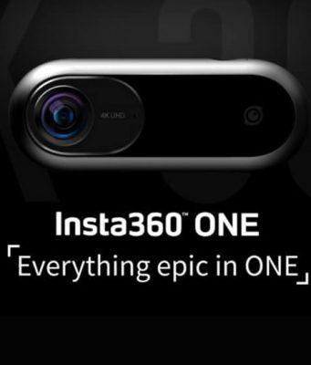 insta360 one 4k