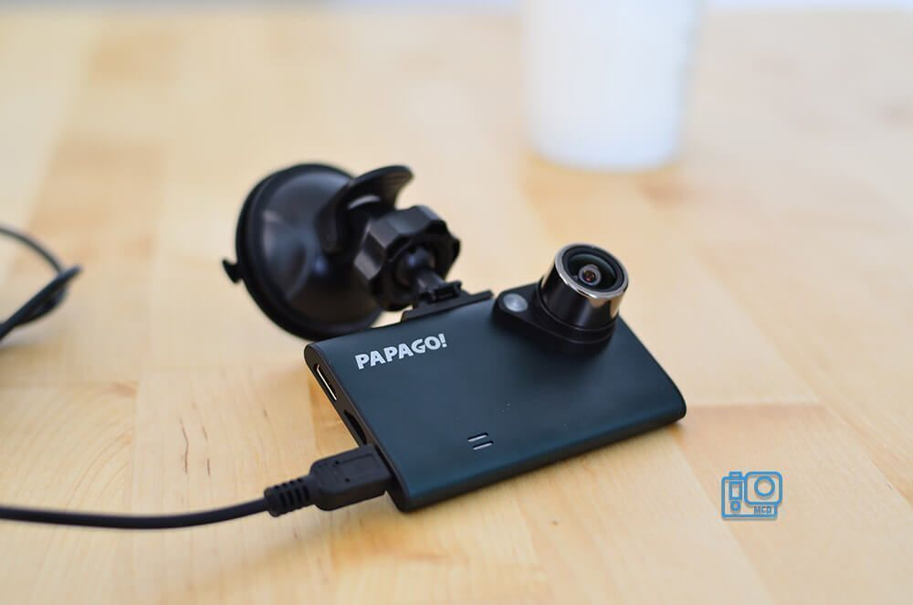 PAPAGO F10 Dash Camera