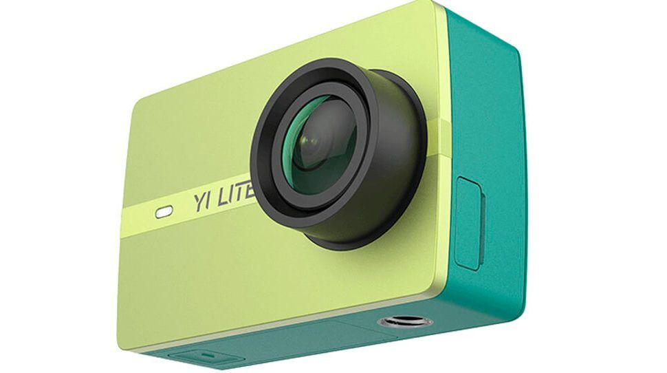 yi lite action camera 4k