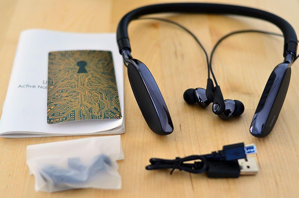 auriculares bluetooth aukey ep-b48