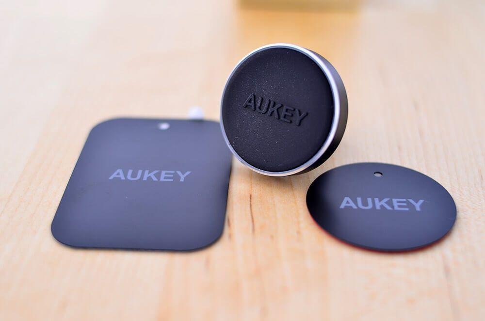 soporte magnético aukey hd-c32