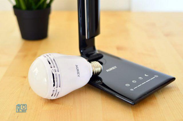 bombilla aukey lt-bs1 lampara led