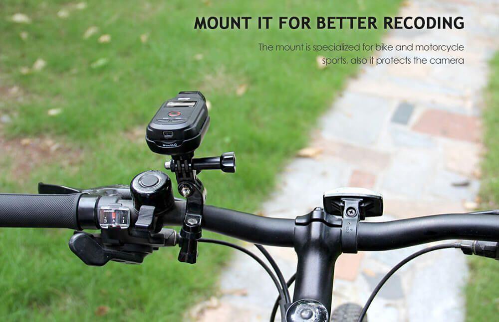 git f1 4k accesorios action camera